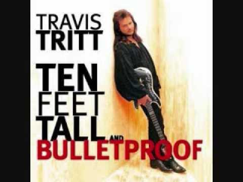 Travis Tritt - Between An Old Memory and Me (Ten Feet Tall and Bulletproof)