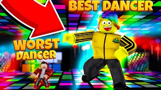 I Became the BIGGEST Dancer and got 100,000,000 FANS! (Roblox Dancing Simulator)
