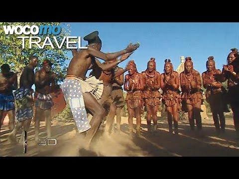 Namibia - A wild journey from Windhoek to Harnas | 3D Planet