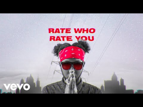Vershon - Rate Who Rate You (Official Lyric Video)