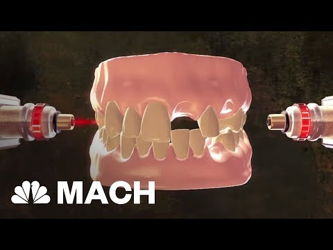New Stem Cell Research Could Put An End To Dental Visits | Mach | NBC News