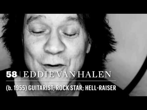Eddie Van Halen Gives His Best Advice for Esquire Magazine who turned 80