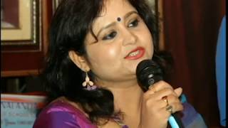Jokhon Porbena Mor Payer Chinno | Pialy Basu | Rabindra Sangeet