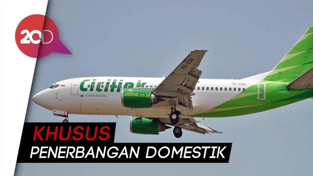 Ikuti Jejak Lion Air Citilink Pasang Tarif Bagasi Youtube