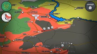 23 июня 2017. Военная обстановка в Сирии. План России, Турции и Ирана по Сирии. Русский перевод.