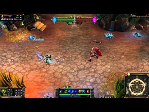 (OLD) - Chosen Master Yi League of Legends Skin Spotlight