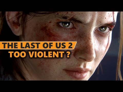 Is The Last of Us 2 Trailer Too Violent? | The Limits of Artistic Expression