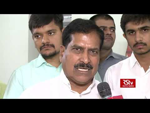 Will give better services in railways, says MoS Railways Angadi Suresh