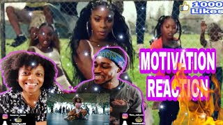 NORMANI - MOTIVATION MUSIC VIDEO REACTION!! NORMANI & TEYANA TAYLOR SHOULD HAVE A DANCE BATTLE!!