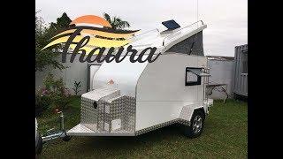 Mini-trailer THAURA Victória Motor Homes