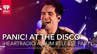 Panic! At The Disco Celebrates Pray For The Wicked With iHeartRadio Album Release Party!