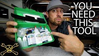 You Need This Tool - Episode 83 | Plastex Plastic Repair Kit