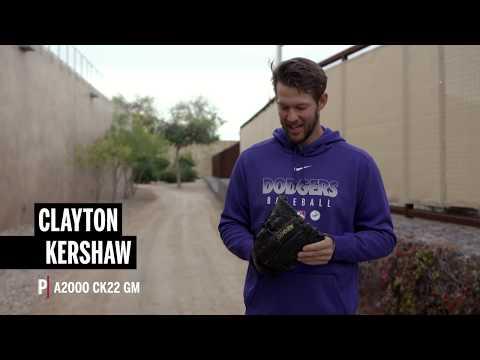 Wilson Glove Day 2020 - Los Angeles Dodgers