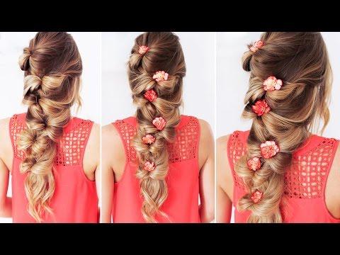 The Bow Braid | Luxy Hair