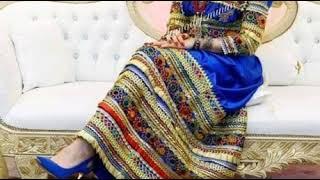 Nouvelle collection de robe kabyle pour nouvelle mariée 2019