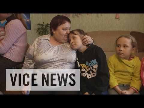 Fleeing Eastern Ukraine: Europe