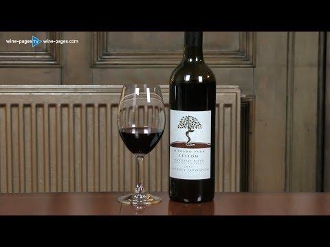 Howard Park, Leston Cabernet Sauvignon 2012, wine review
