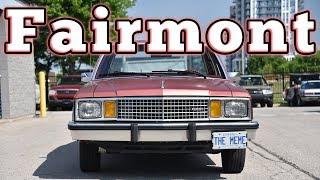 1980 Ford Fairmont: Regular Car Reviews