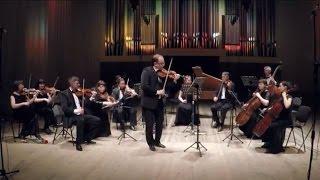 Volgograd Symphony orchestra. Alexey Golev, violin. Академический с...