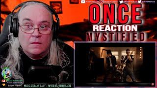 Once Reaction - Mystified - First Time Hearing - feat. Gugun Blues Shelter - Requested