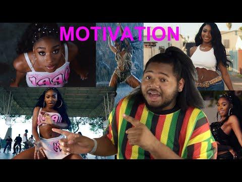 NORMANI x MOTIVATION (MUSIC VIDEO) | REACTION !