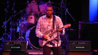 ROBERT CRAY BAND  -  THE FORECAST  (CALLS FOR PAIN)