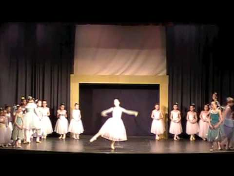 Degas Ballet Finale  2012