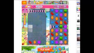 Candy Crush Level 597 No boosters