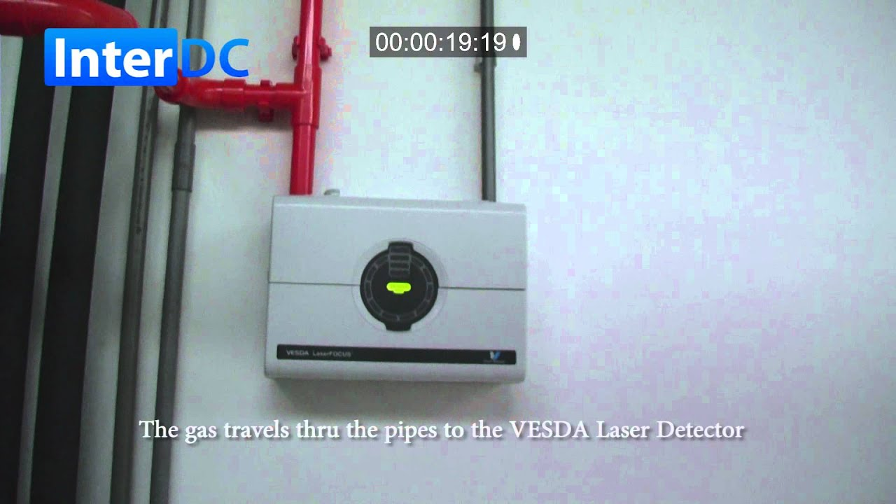 Watch on fire detection and alarm system