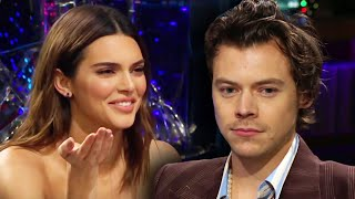 Kendall Jenner Asks Harry Styles Which Of His Songs Are About Her