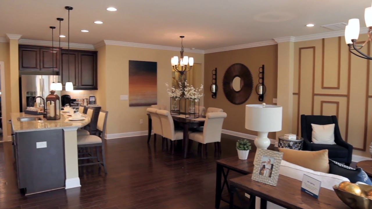 The Gardenia Floor Plan | Meadows At Southpoint In Durham, NC | Meritage  Homes