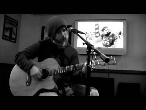 My Hero Live Acoustic Cover - Foo Fighters