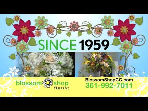 Flower Services in Corpus Christi Texas - The Blossom Shop Florist