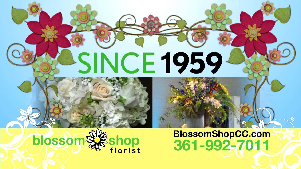 Flower Services In Corpus Christi Texas The Blossom Shop Florist