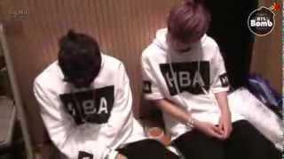 [BANGTAN BOMB] Sleeping boys