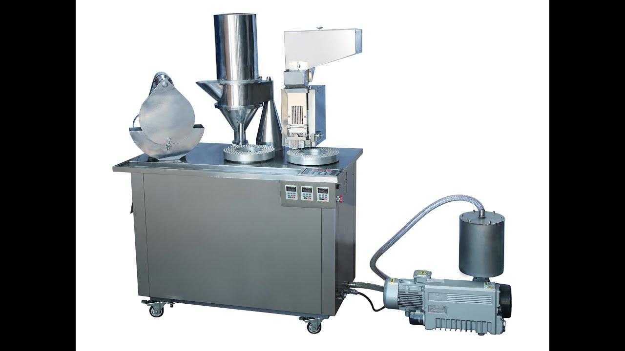 New designed Semi-automatic capsule machines, capsule ...