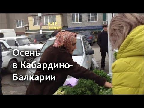Как живут в Кабардино-Балкарии: г. Прохладный в ноябре