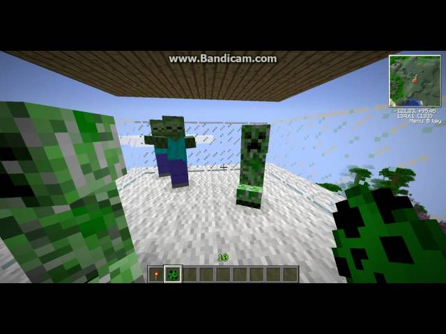 Violetta (Minecraft Version) Travel Video