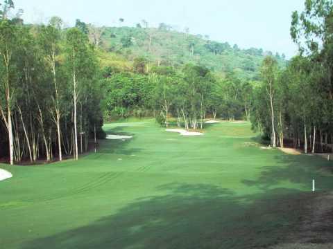 [파타야골프투어] 파타야 품격 골프장- 왕짠골프파크.Wangjuntr Golf Park