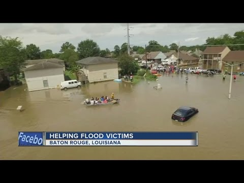 Local Red Cross volunteer spends week helping in Louisiana