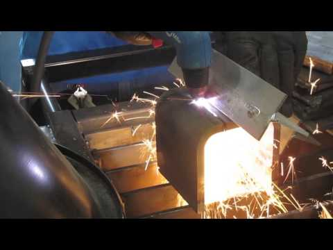Plasma Cutting & Oxy Fuel Cutting