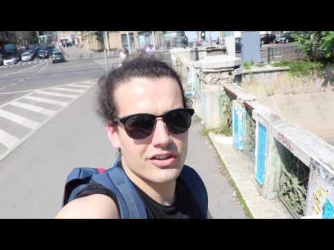 Bucharest, Romania | Interrailing through Europe #1