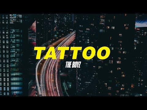 THE BOYZ - TATTOO [INDO SUB]