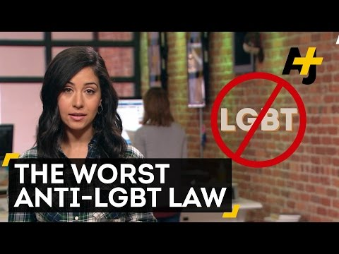 North Carolina's Anti-LGBT Law Worst In Country