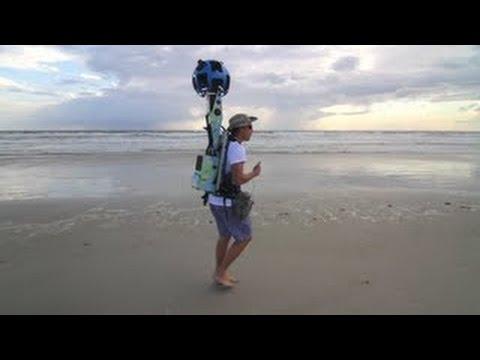 Google Trekker for Street View - Documentary