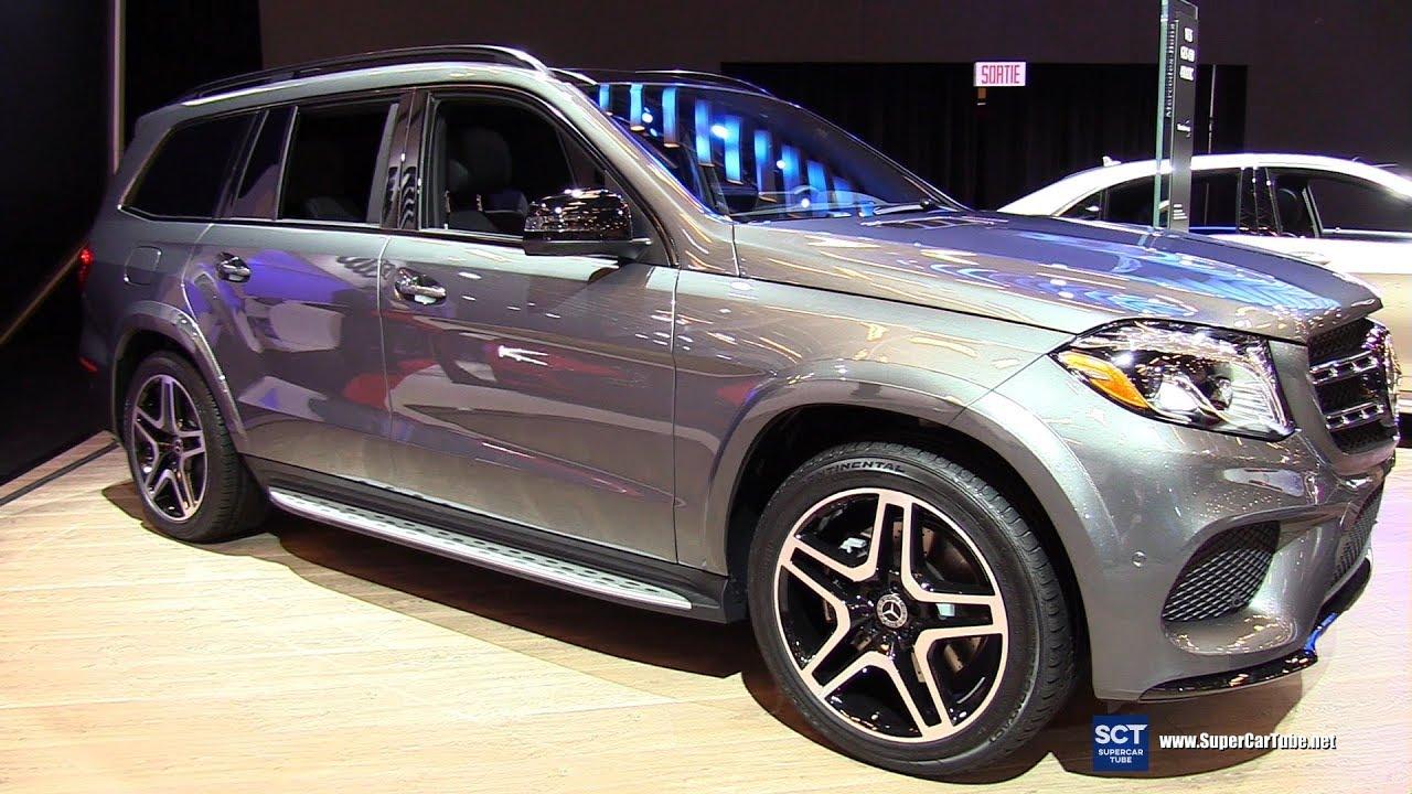 2019 Mercedes Benz Gls 450 4matic Exterior And Interior Walkaround 2019 Montreal Auto Show Youtube