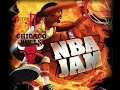 NBA Jam PS2 Gameplay - Houston Rockets @ Chicago Bulls