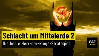 Schlacht um Mittelerde 2   RETRO   Bis heute eines der besten Herr-der-Ringe-Spiele!