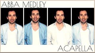ABBA MEDLEY - ACAPELLA COVER