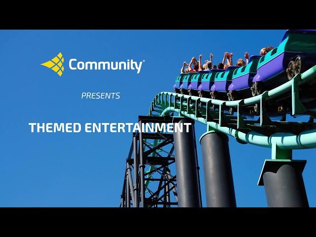 Community Presents Themed Entertainment
